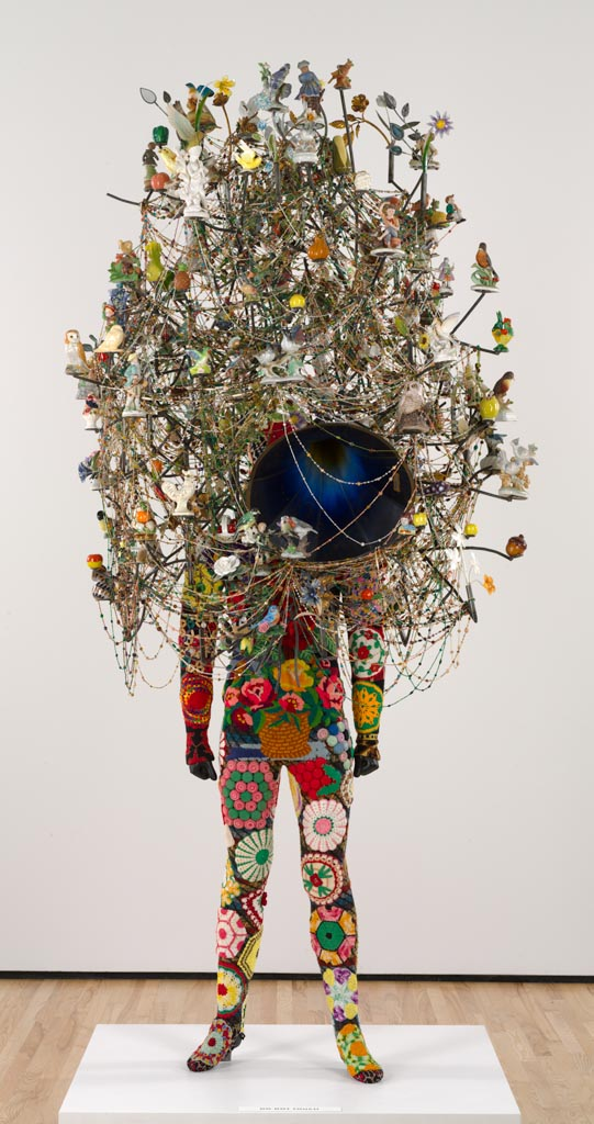 Nick Cave. Soundsuit. 2013. The Baltimore Museum of Art: Fanny B. Thalheimer Memorial Fund, and Ellen W. P. Wasserman Acquisitions Endowment BMA 2013.325. © Nick Cave. Courtesy of the artist and Jack Shainman Gallery, New York