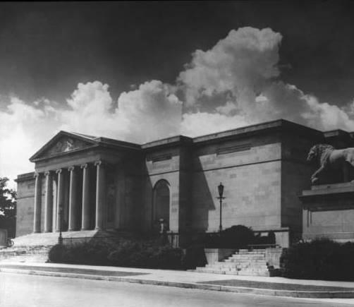 Baltimore Museum of Art. c. 1930-34.