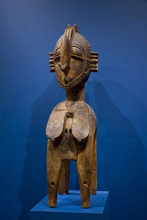 Great Mother Headdress (D'mba) scultpure