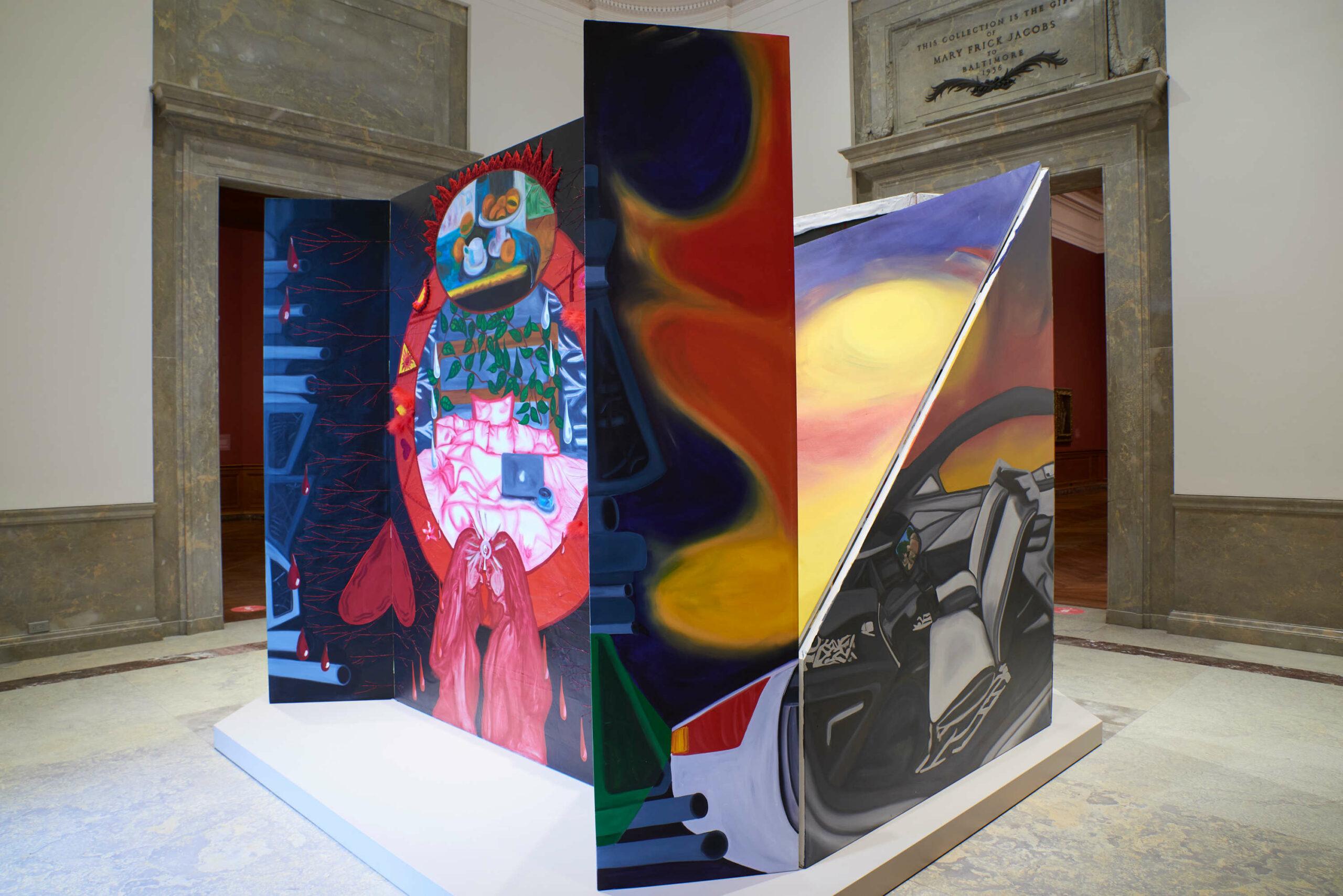 BMA Presents Frieda Toranzo Jaeger: The Perpetual Sense of Redness