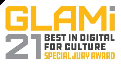 GLAMi Best in Digital for Culture Award