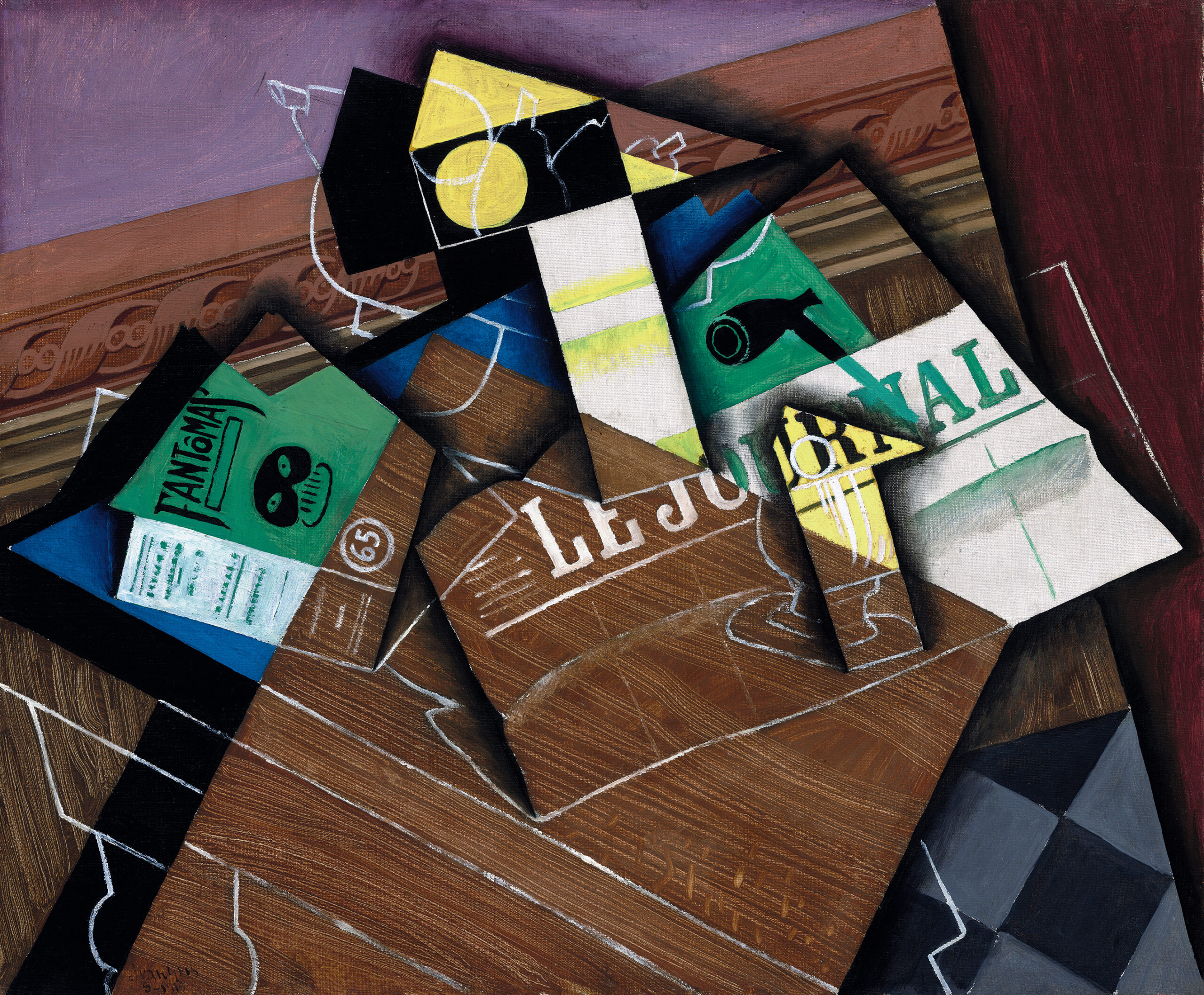 BMA Presents First Solo U.S. Exhibition of Cubist Juan Gris in Over Three Decades