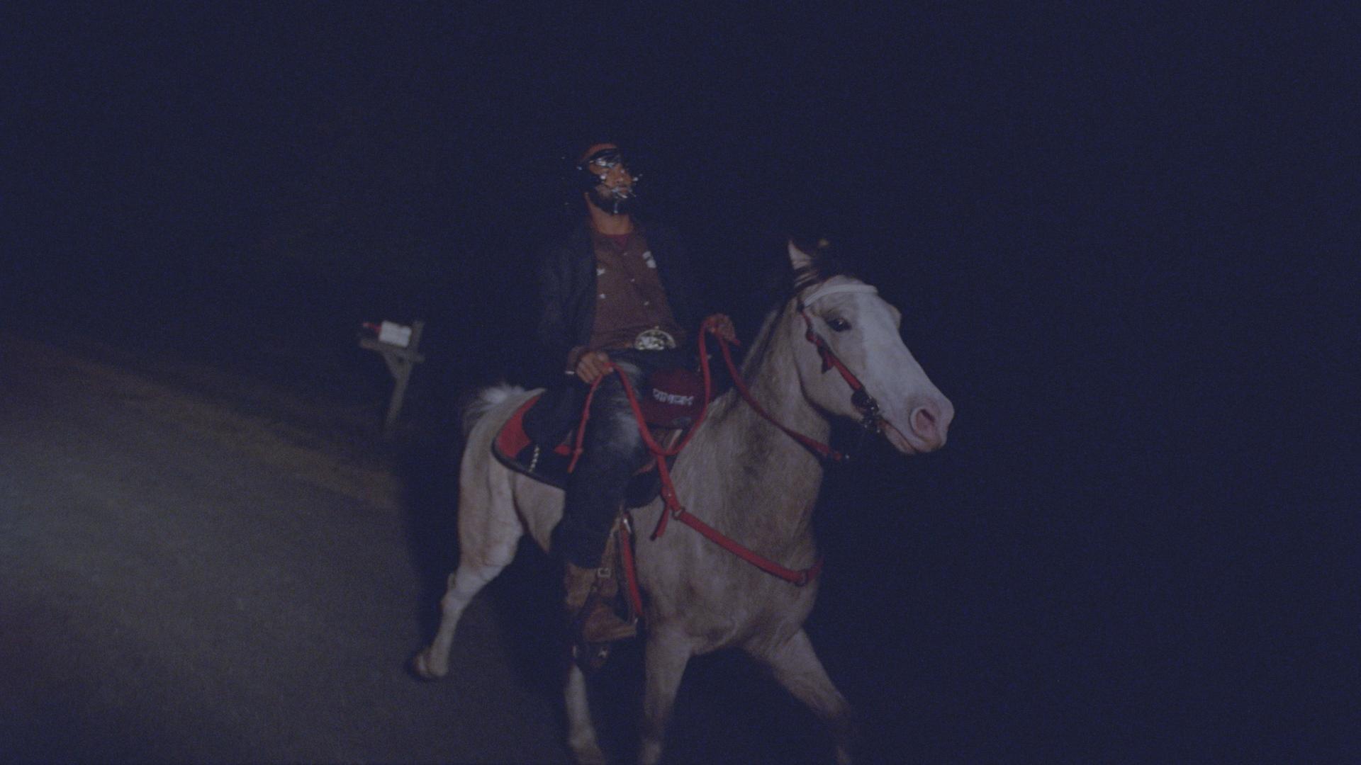 Solange Knowles. When I Get Home (film still). 2019