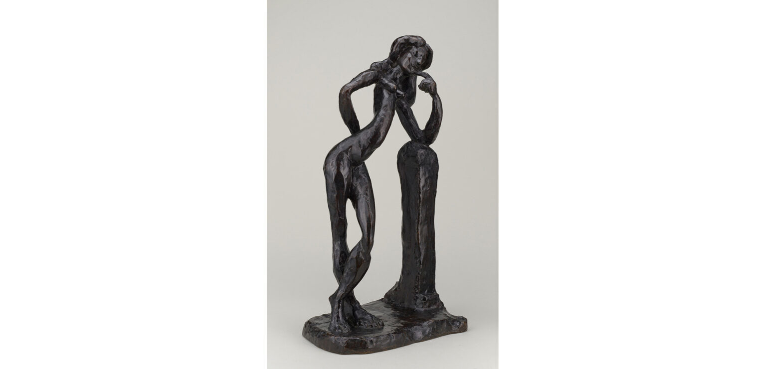 Henri Matisse. The Serpentine. Original model 1909; this cast c. 1930. The Baltimore Museum of Art: Gift of a Group of Friends, BMA 1950.93. © 2021 Succession H. Matisse/Artists Rights Society (ARS), New York