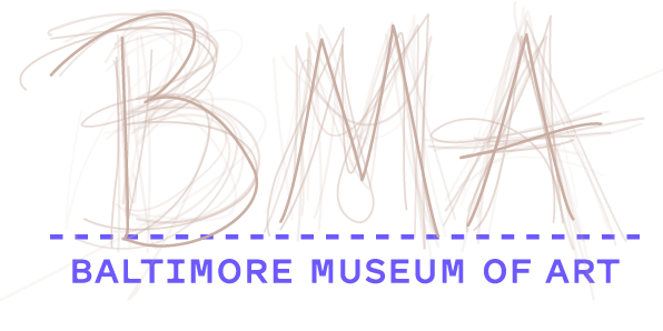 BMA Logo with community letters